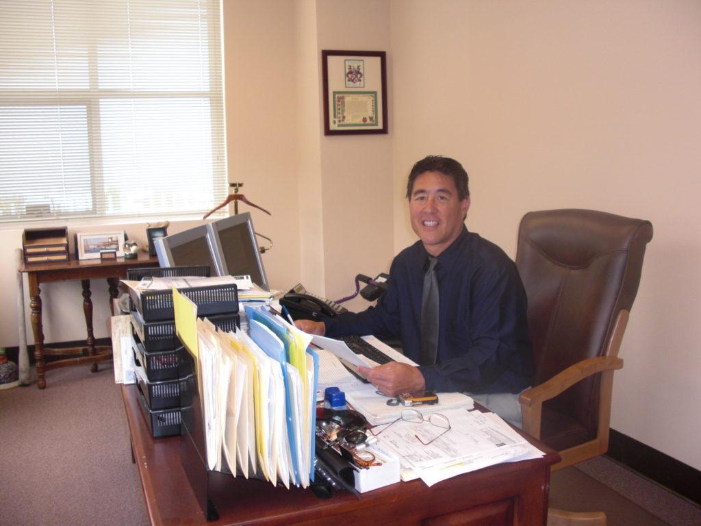 About Tiger - Larry Lee Owner