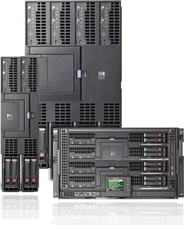 HP Server Support